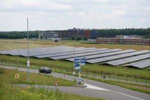 Zonnepark Vliegbasis Eindhoven